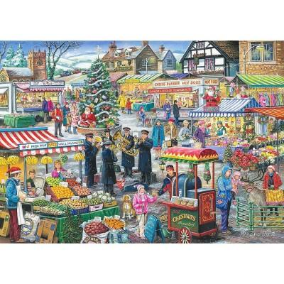 The-House-of-Puzzles-2971 Trouvez les 15 Différences No.5 - Festive Market