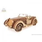 Ugears-12081 Puzzle 3D en Bois - Roadster VM-01