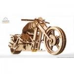 Ugears-12082 Puzzle 3D en Bois - Bike