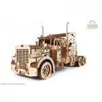 Ugears-12086 Puzzle 3D en Bois - Heavy Boy Truck VM-03