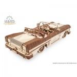 Ugears-12096 Puzzle 3D en Bois - Dream Cabriolet VM-05