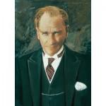 Art-Puzzle-4157 Portrait de Ghazi Mustafa Kemal Atatürk
