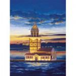 Art-Puzzle-4159 Turquie : La Tour de la Jeune Fille