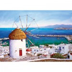 Art-Puzzle-4184 Grèce : Mykonos
