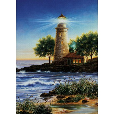 Art-Puzzle-4195 Phare