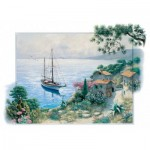 Art-Puzzle-4206 The Bay