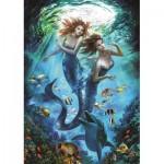 Art-Puzzle-4209 Sirènes