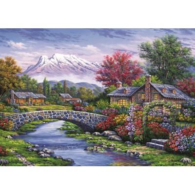 Art-Puzzle-4213 Arc Bridge