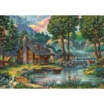Art-Puzzle-4223 Fairytale House