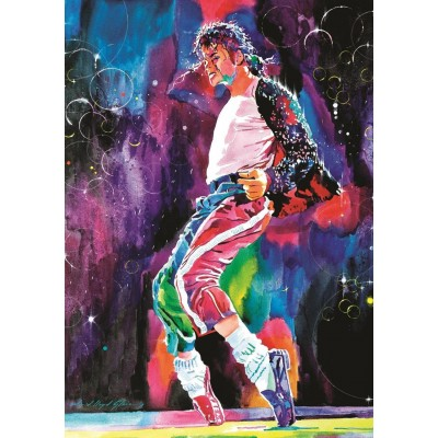 Art-Puzzle-4227 Michael's Jackson Moonwalker