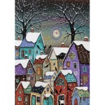 Art-Puzzle-4274 Winter Season