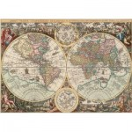 Art-Puzzle-4276 Carte du Monde Antique