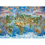 Art-Puzzle-4278 Couleurs du Monde