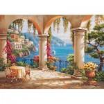 Art-Puzzle-4280 Terrasse de Rêve
