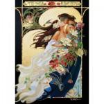 Art-Puzzle-4331 Couple Romantique