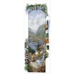 Art-Puzzle-4335 Peter Motz : Lago Maggiore