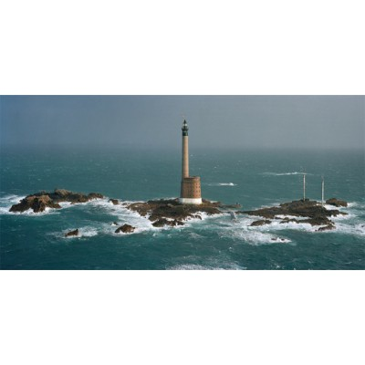 Art-Puzzle-4341 Philip Plisson : Phare des Roches-Douvres