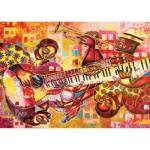 Art-Puzzle-4362 Orchestre