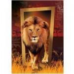Art-Puzzle-4374 Roi de la Jungle