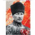 Art-Puzzle-4377 Mustafa Kemal Atatürk