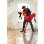 Art-Puzzle-4381 La Danse de la Passion