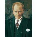 Art-Puzzle-4402 Portrait de Ghazi Mustafa Kemal Atatürk