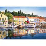Art-Puzzle-4412 Grèce : Fiscardo