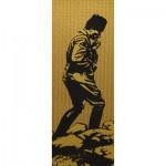 Art-Puzzle-4418 Mustafa Kemal Atatürk - Pièces Dorées et Floquées
