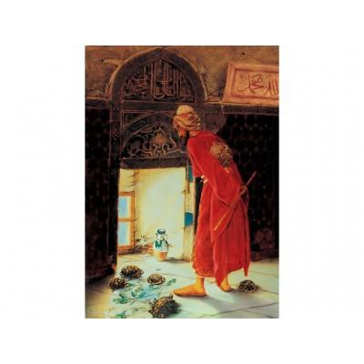 Art-Puzzle-4452 Osman Hamdi Bey : Le Dresseur de Tortues