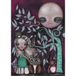 Art-Puzzle-4457 Night Creatures