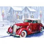Art-Puzzle-4464 Vintage Car