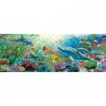 Art-Puzzle-4474 Underwater Paradise