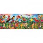 Art-Puzzle-4475 Oiseaux de Printemps