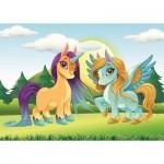 Art-Puzzle-4500 Pièces XXL - Little Pegasus