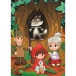 Art-Puzzle-4503 Pièces XXL - Le Petit Chaperon Rouge
