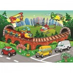 Art-Puzzle-4504 Pièces XXL - Trafic