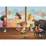 Art-Puzzle-4510 Orchestre