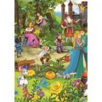 Art-Puzzle-4524 King