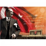 Art-Puzzle-4547 Atatürk