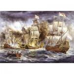 Art-Puzzle-4549 Guerre Navale