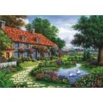 Art-Puzzle-4551 Le Jardin