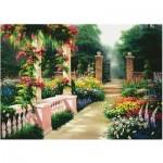 Art-Puzzle-4570 Jardin d'Eden