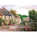 Art-Puzzle-4571 Cottages