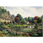 Art-Puzzle-4572 Cottage