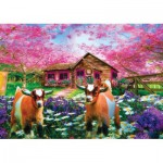 Art-Puzzle-4577 When Spring Comes