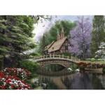 Art-Puzzle-4620 Stone Bridge