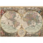 Art-Puzzle-4631 Carte du Monde