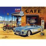Art-Puzzle-4642 Arizona Cafe
