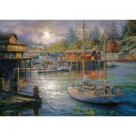 Art-Puzzle-4715 Harbor