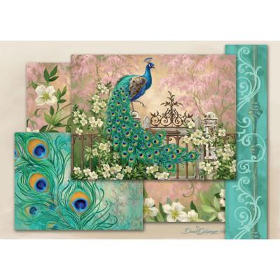 Art-Puzzle-4716 Jewel of the Garden